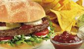 Hamburger- Amerikansk rett med tysk navn