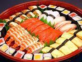 Sushi – noe så godt
