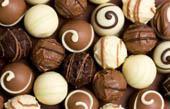 Sjokolade skaper smil overalt