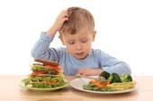 Barn liker morsom mat selv om den er sunn