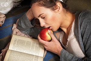 Spis sunn og god mat mens du studerer