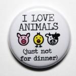 Hjelp, en vegetarianer!