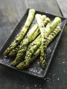 Grillet-asparges