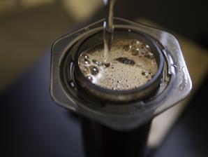 Tonnys kaffeopplevelses tips – Aeropress
