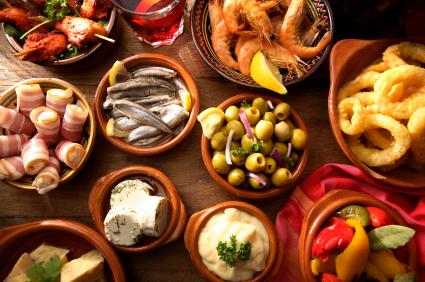 Spansk middag