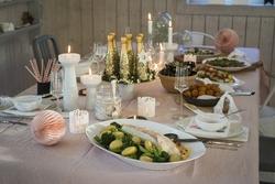 Sjømatfest om vinteren