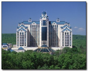 Eksklusiv mat i verdens mest eksklusive casinoer