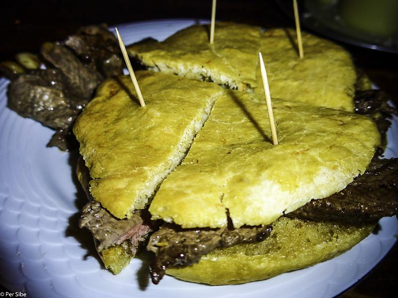 Bolo de caco – det himmelsk gode brødet