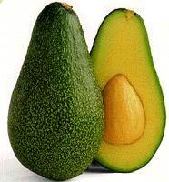 Avocado er en fettkilde
