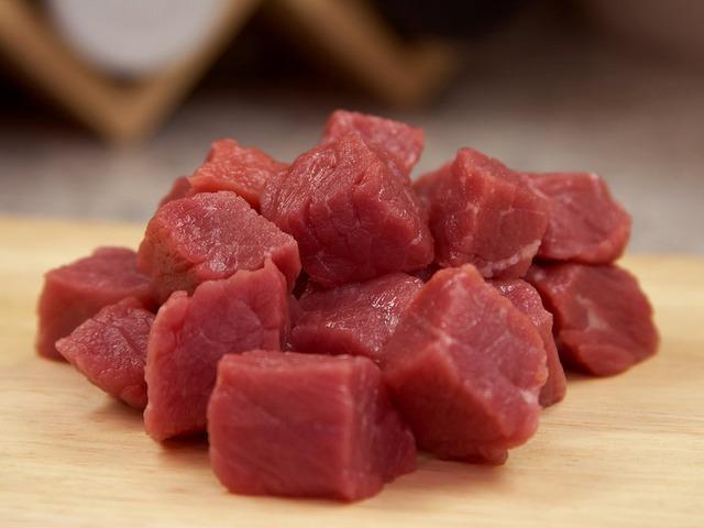 Du spiser dobbelt så mye kjøtt som oldefaren din