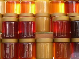 Mindre medisin med honning