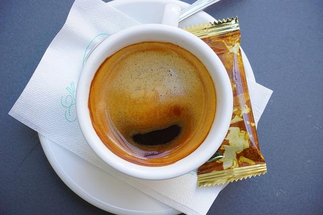 Hvor mange kalorier er det i kaffe?