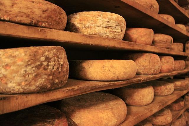 Litt om ost