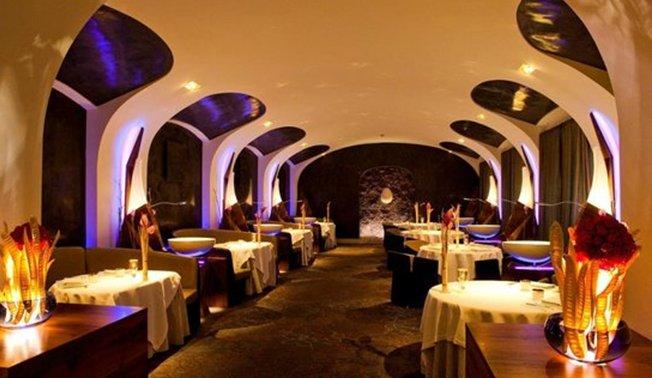 Gode restauranter rundt i Europa