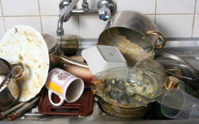 Husk hygienen på kjøkkenet