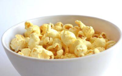 Tivoli og kinosnacks – popcorn