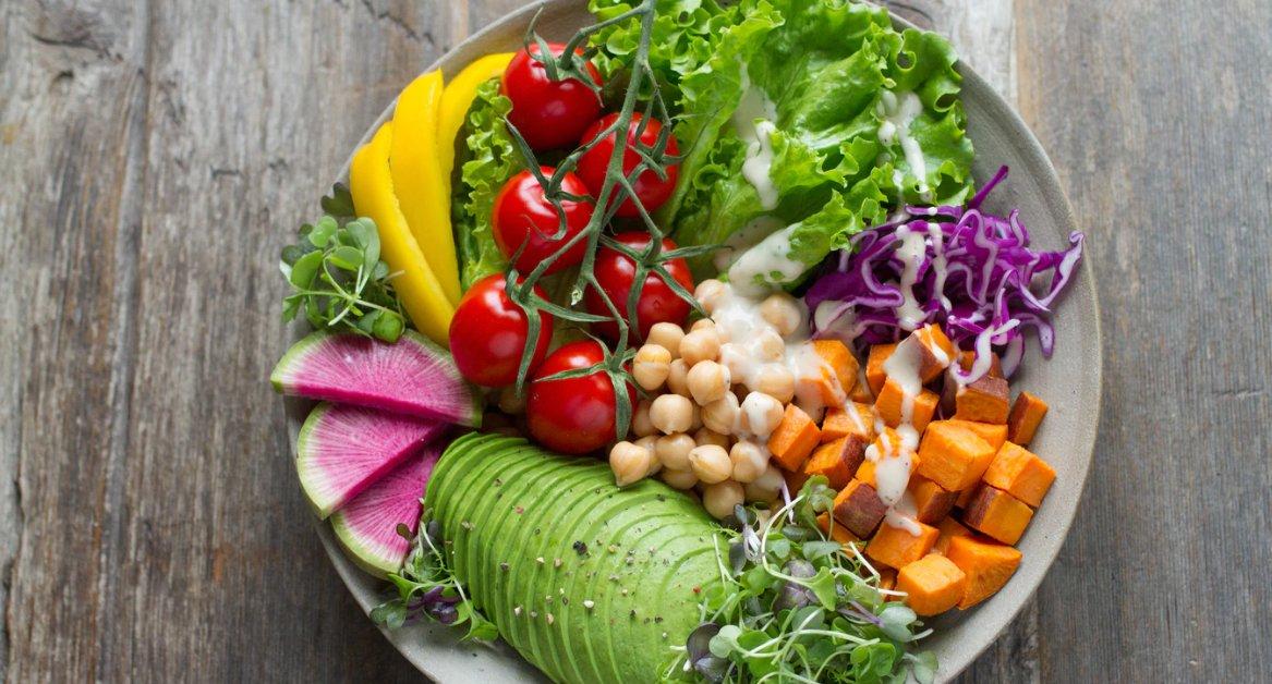 Vegetarisk og vegansk kosthold i toppidrett