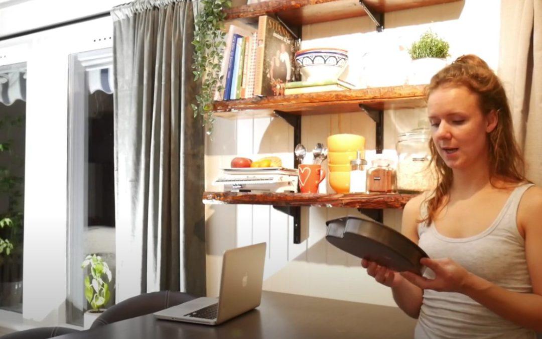 Optimaliser lagringsplassen på kjøkkenet