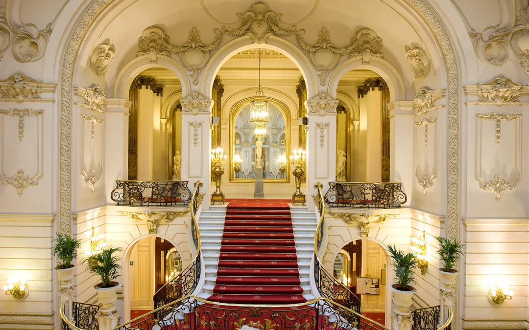 Europas mest luksuriøse casinorestauranter